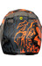 Fox Rampage Pro Carbon Cauz Fullfacehjälm orange/svart